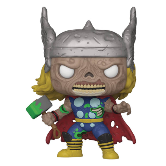 Pop Marvel Zombies Thor Vinyl Fig