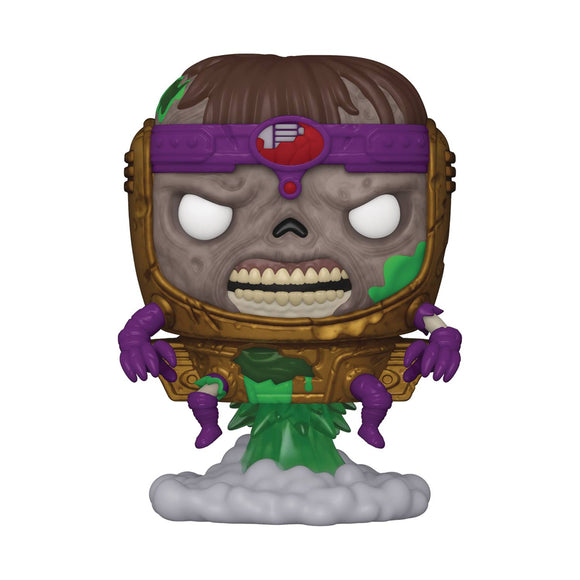 Pop Marvel Zombies Modok Vinyl Fig