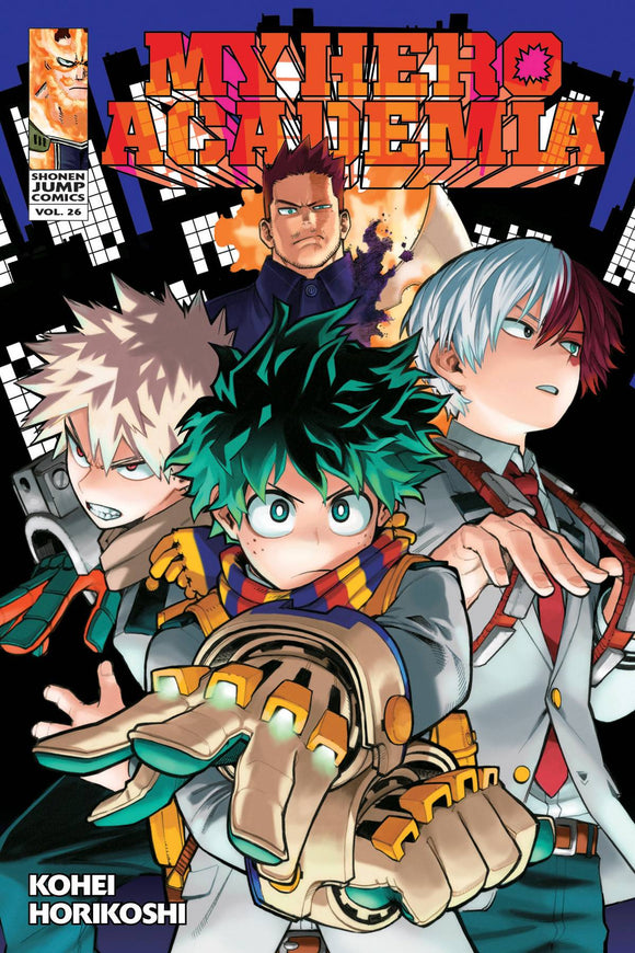 My Hero Academia Gn Vol 26