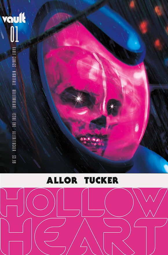 Hollow Heart #1 Cvr A Tucker