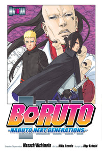Boruto Gn Vol 10 Naruto Next Generations