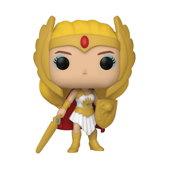 Pop Motu Specialty Series Classic She-Ra Gw Vinyl Fig