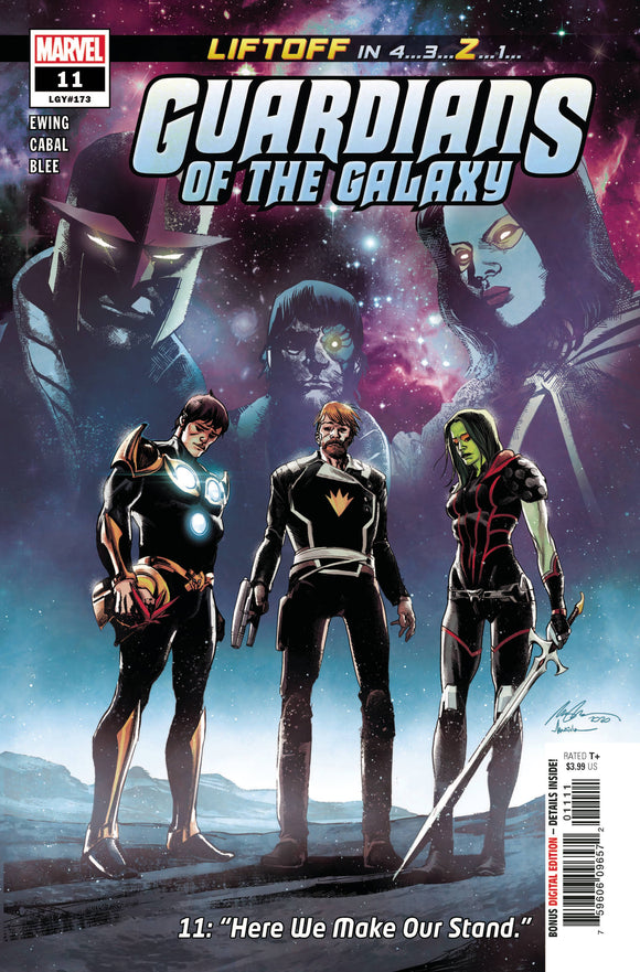 Guardians Of The Galaxy #11