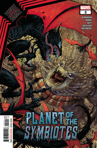 King In Black Planet Of Symbiotes #2 (Of 3)