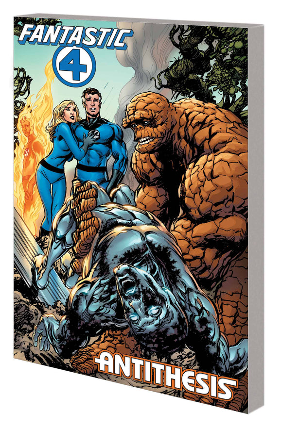 Fantastic Four Antithesis Treasury Edition Tp