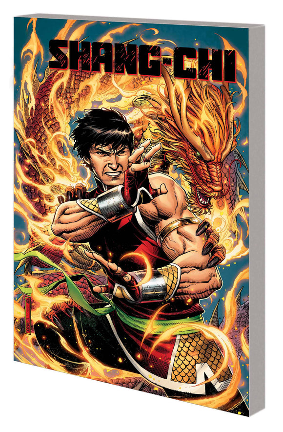 Shang-Chi By Gene Luen Yang Tp Vol 01 Brothers And Sis