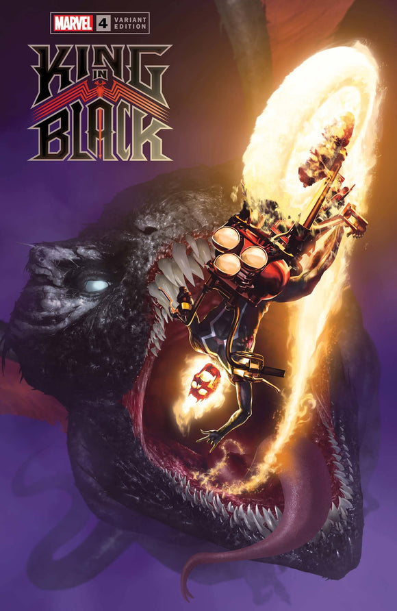 KING IN BLACK #4 (OF 5) DRAGON VAR