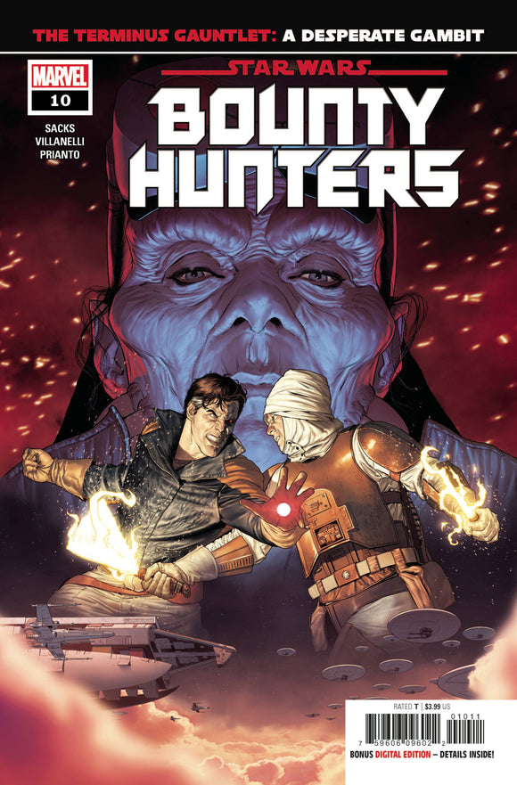 Star Wars Bounty Hunters #10