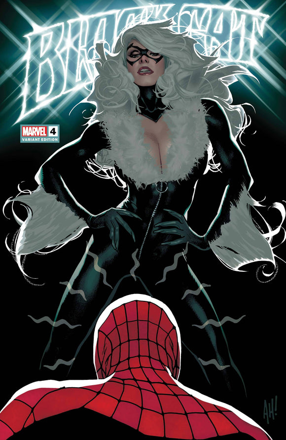Black Cat #4 Hughes Var