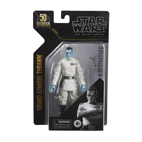 Sw Black Archives 6In Grand Admiral Thrawn Af Cs