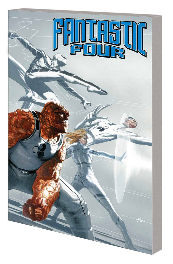 Fantastic Four By Hickman Complete Collection Tp Vol 0