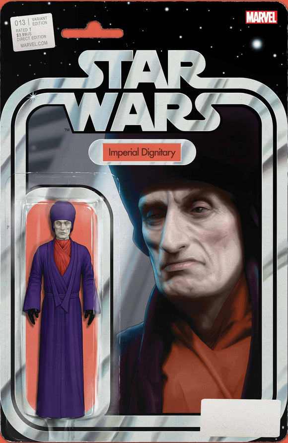 Star Wars #13 Christopher Action Figure Var