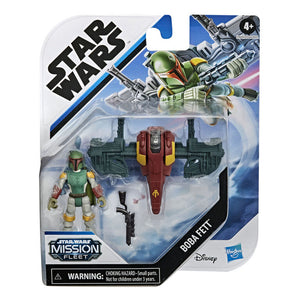 Sw Mission Fleet Micro Vehicle Boba Fett