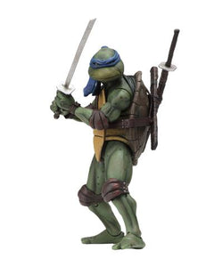 Tmnt Neca 1990 Movie Leonardo Figure