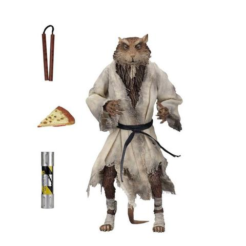 TMNT NECA 1990 Splinter Figure