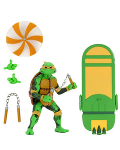 Tmnt Turtles In Time Michelangelo Neca