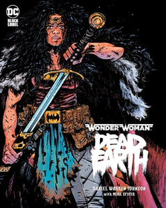Wonder Woman Dead Earth Hc
