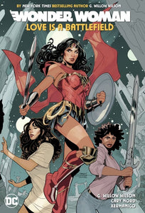 Wonder Woman Tp Vol 02 Love Is A Battlefield
