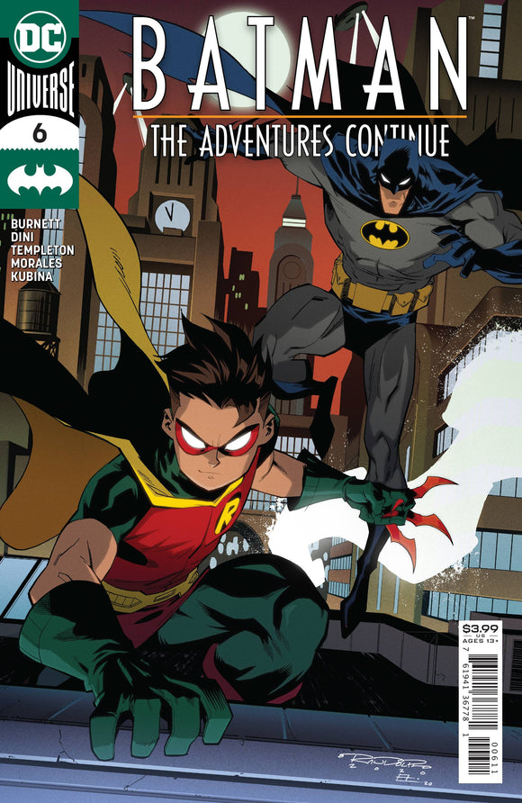 Batman The Adventures Continue #6 Cvr A Khary Randolph