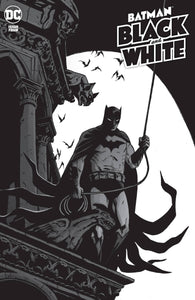 Batman Black And White #4 Cvr A Becky Cloonan (Of 6)