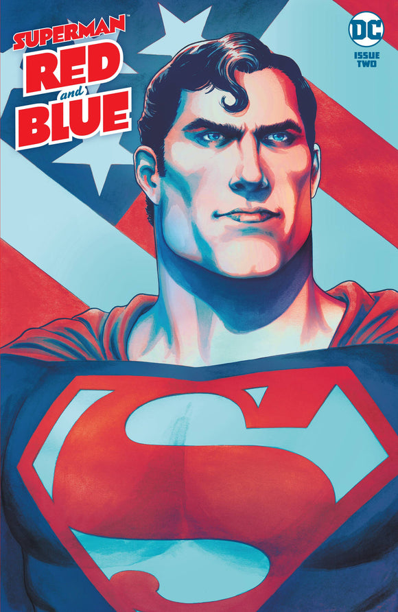Superman Red & Blue #2 Cvr A Nicola Scott (Of 6)