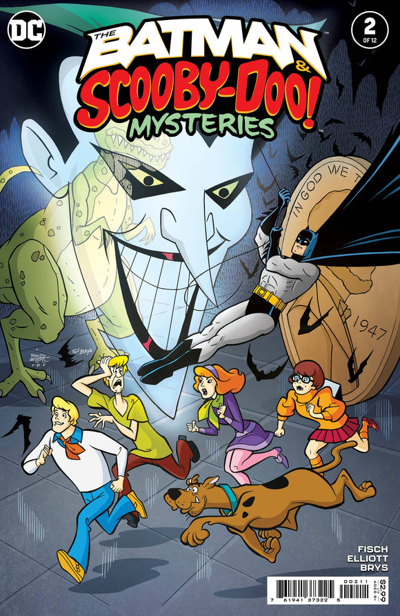 Batman & Scooby-Doo Mysteries #2