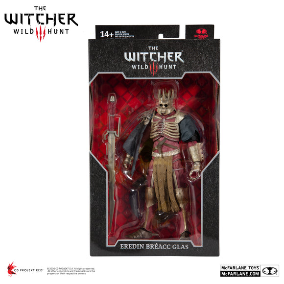 Witcher 7In Scale Eredin Breacc Glas Af Cs