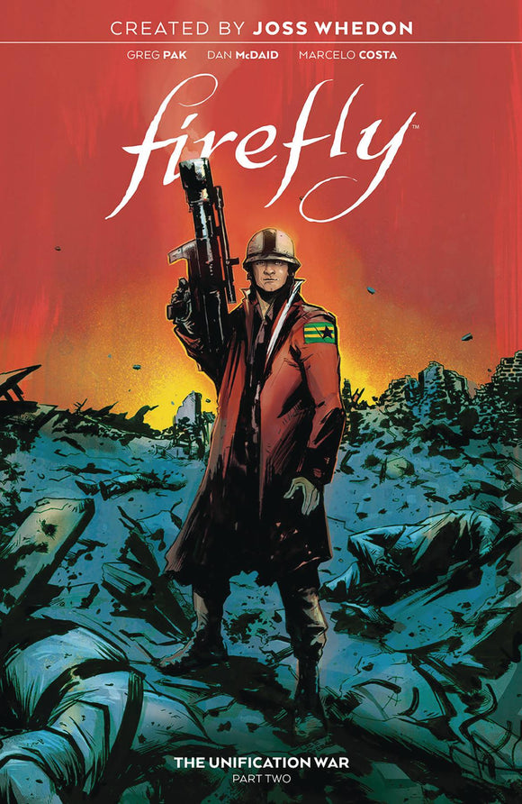 Firefly Unification War Tp Vol 02