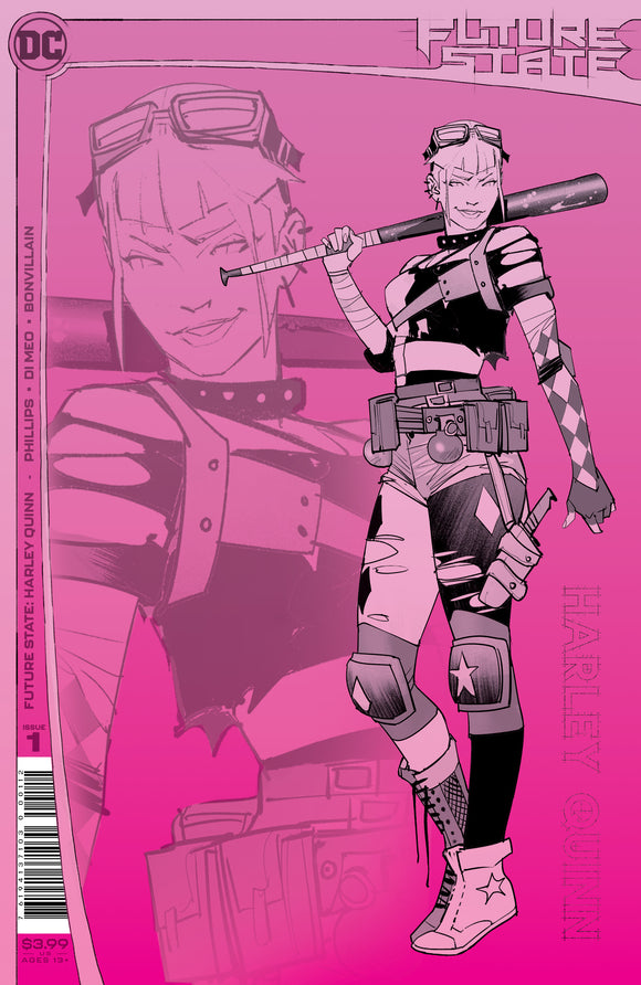 Future State Harley Quinn #1 Second Printing (Of 2)