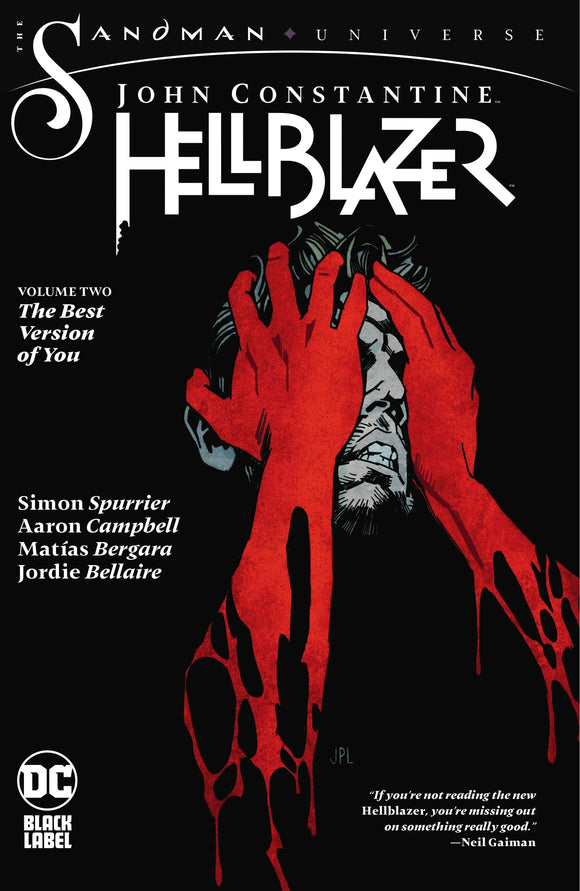 John Constantine Hellblazer Vol 02 The Best Version Of