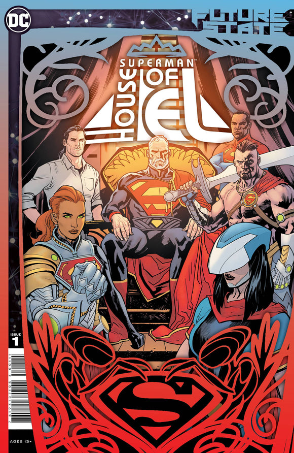 Future State Superman House Of El #1 One Shot Cvr A Ya