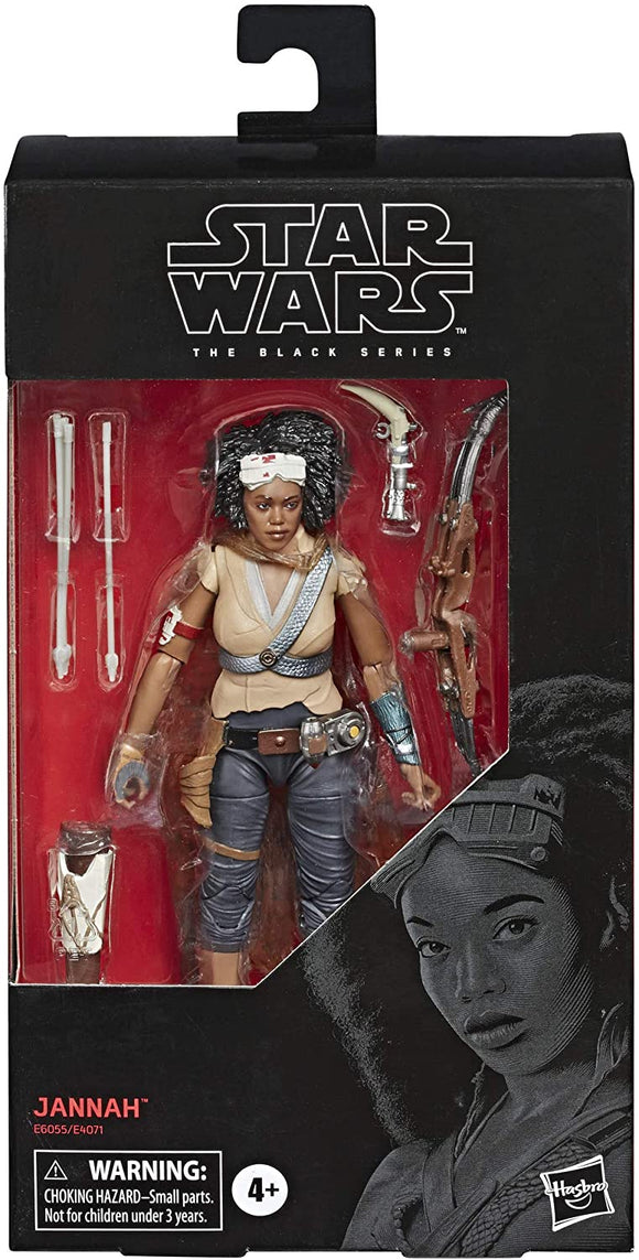 Star Wars Black Series - Jannah