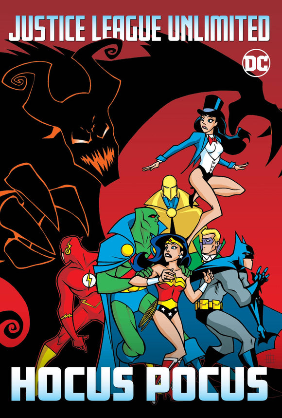 Justice League Unlimited Hocus Pocus Tp