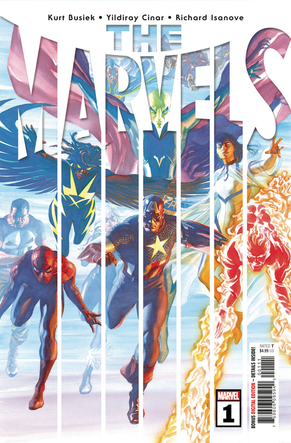 The Marvels #1