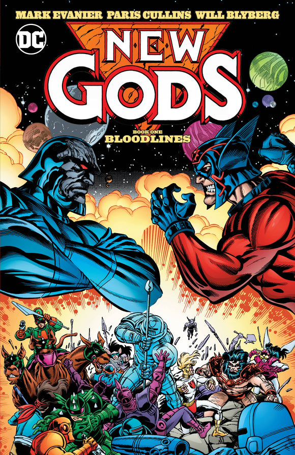 New Gods Book One Bloodlines Tp
