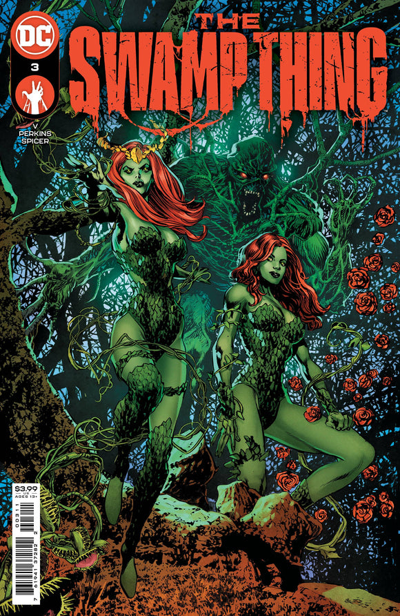 Swamp Thing #3 Cvr A Mike Perkins (Of 10)