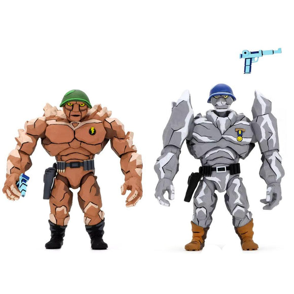 Tmnt Traag And Granitor 2 Pack