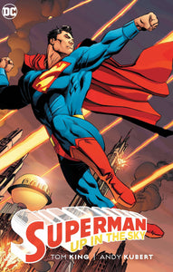 Superman Up In The Sky Tp