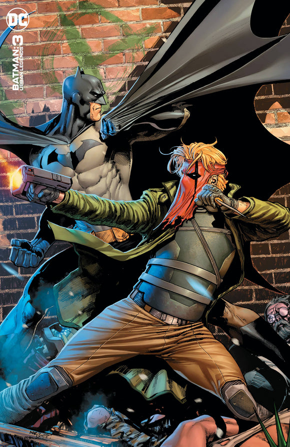 Batman Urban Legends #3 Cvr C Simone Bianchi Var