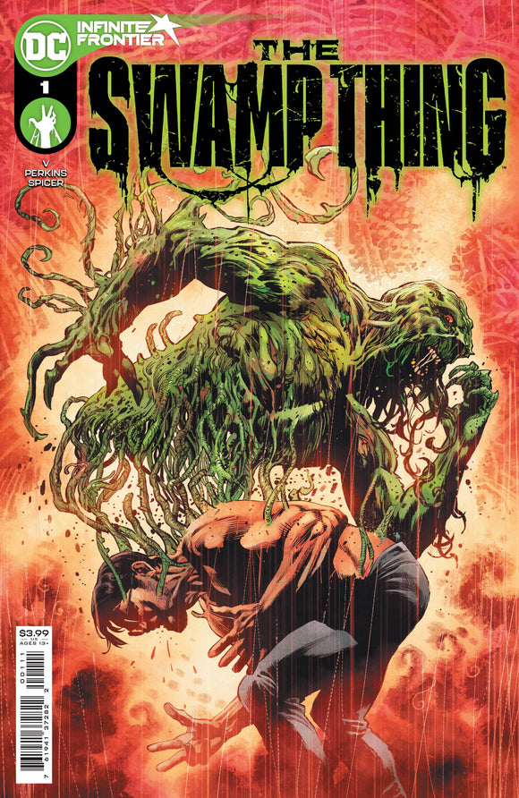 Swamp Thing #1 Cvr A Mike Perkins (Of 10)