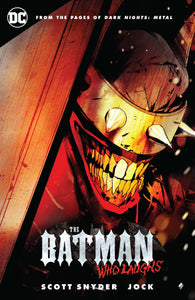 Batman Who Laughs Tp