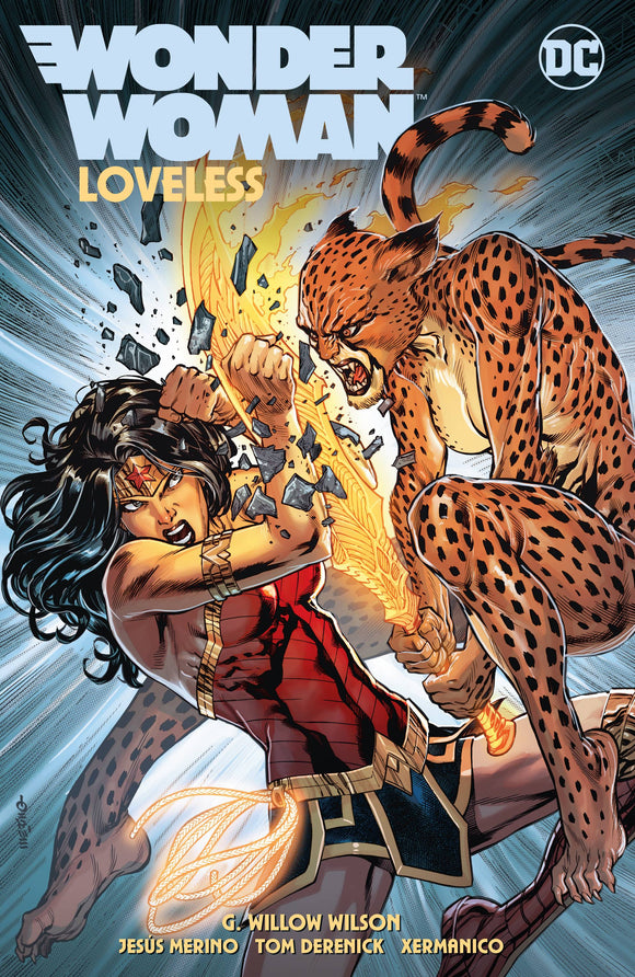 Wonder Woman Vol 03 Loveless Tp