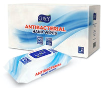 Load image into Gallery viewer, G&Y® Antibacterial Wipes - Maverick Medical