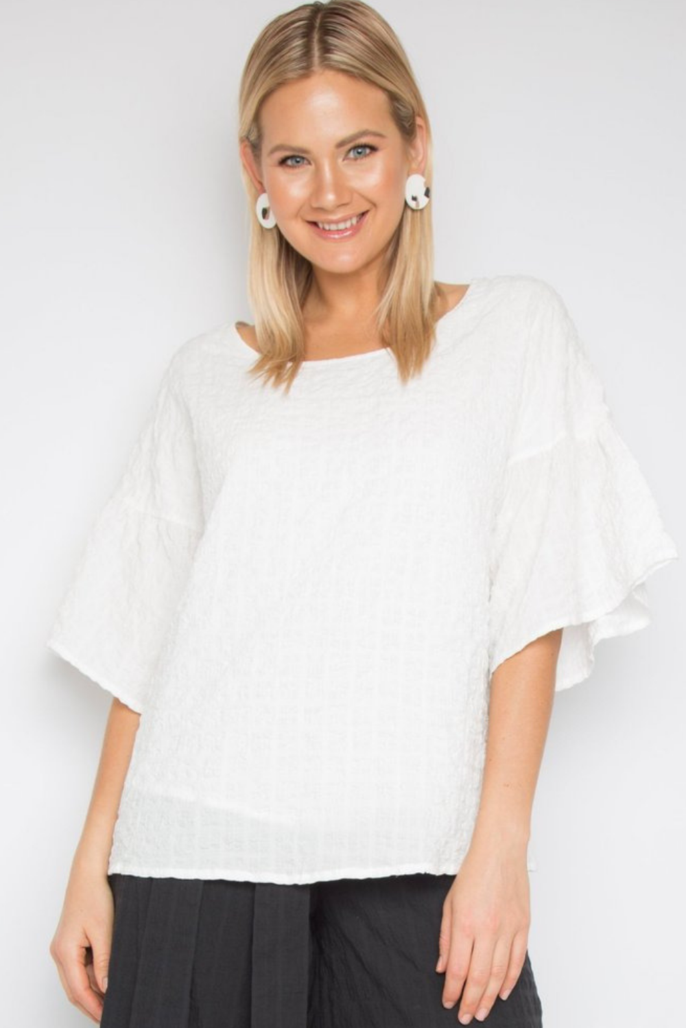 RO Corinth Top In Coconut