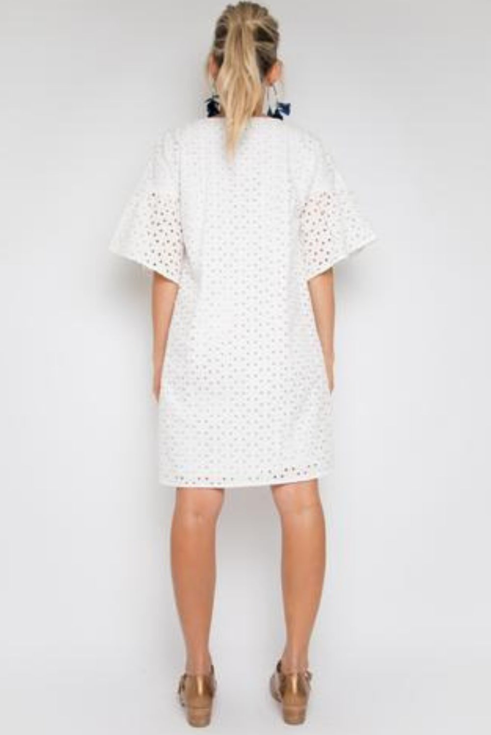 RO Angelic Anglaise Cotton Dress