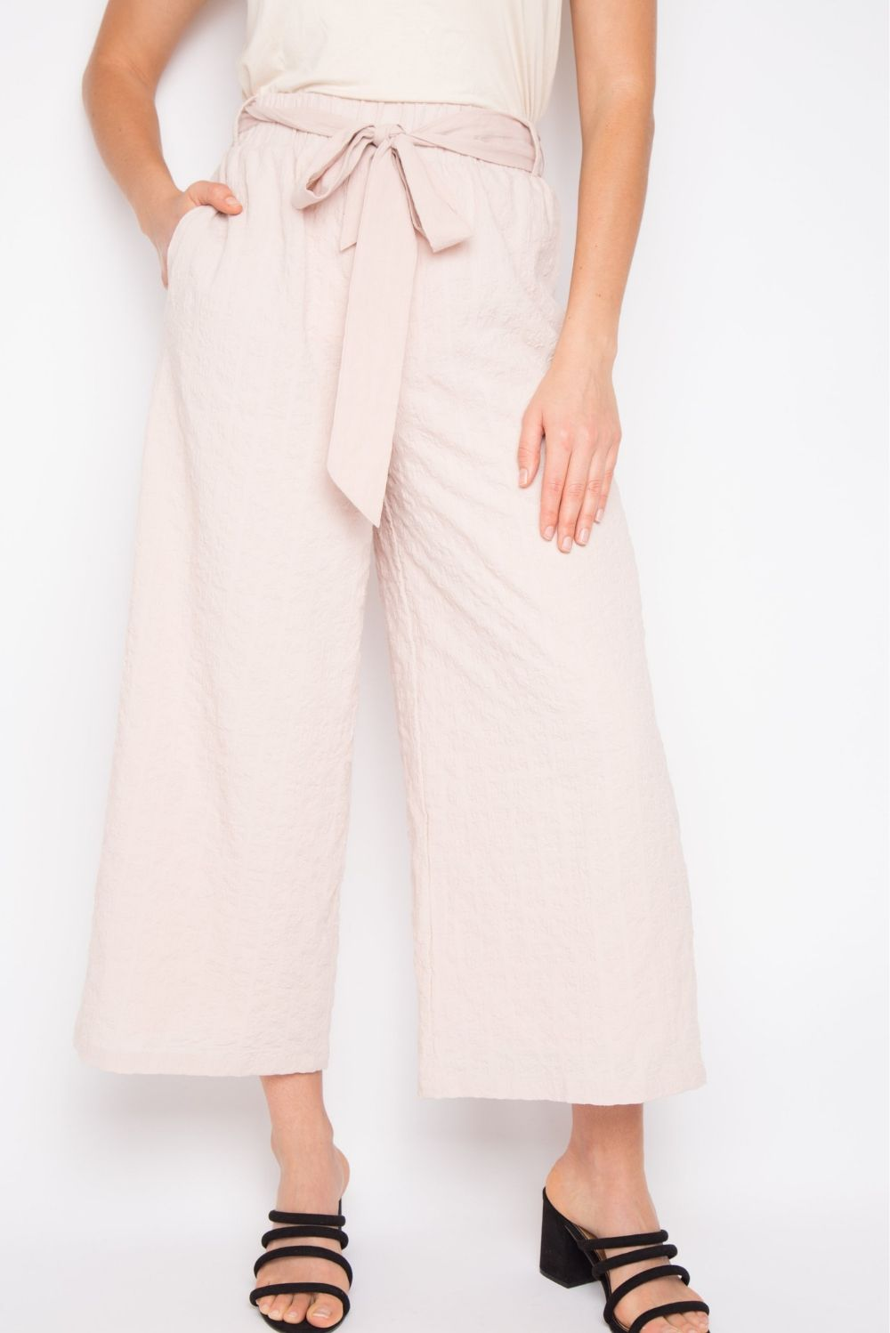 RO Corinth 3/4 Elastic Pant In Blossom