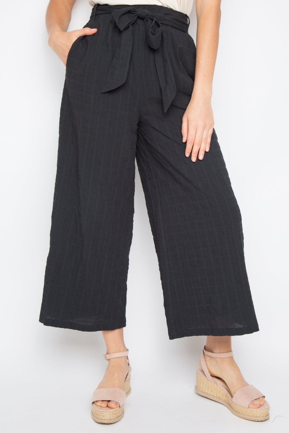 RO Corinth Pant In Black
