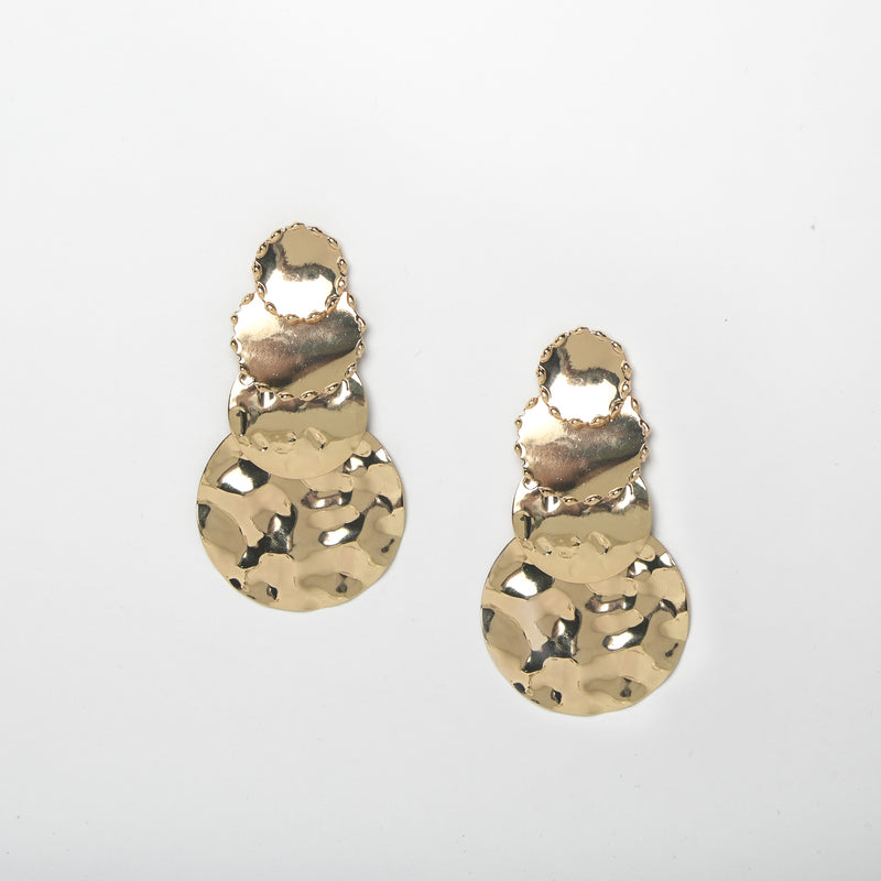 Estelle Earrings In Gold