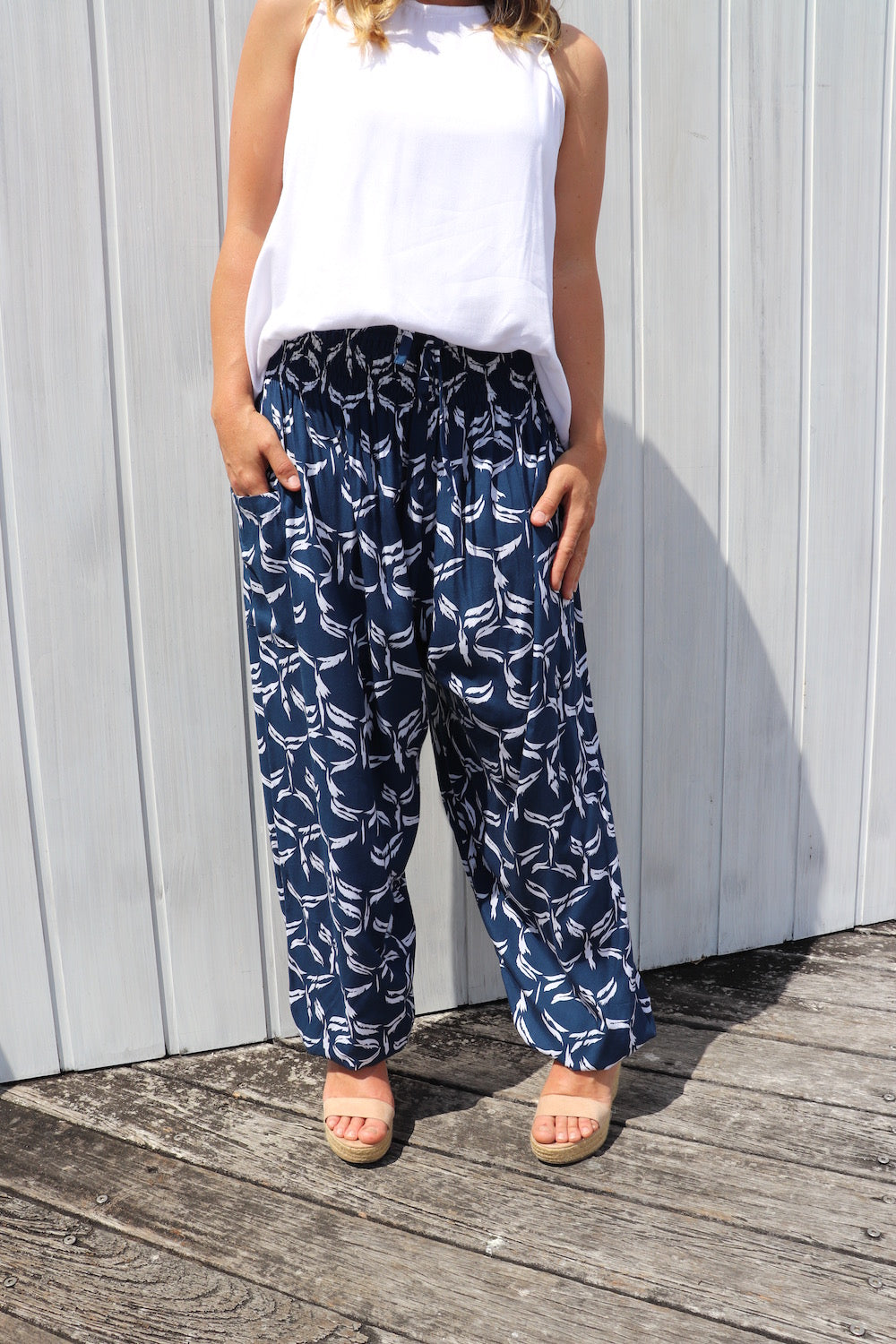 Harem Pant In Tangalooma