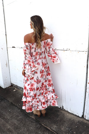 Margo Dress In Flora